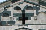 Croix lumiere est eglise