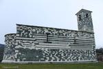 Saint-Michel murato facade nord