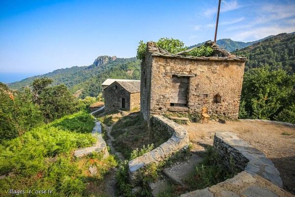 Fiuminale à Velone Orteno - Un Village pas si abandonné