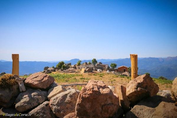 Bergeries de Pian'di Selva à Arghjusta Muricciu