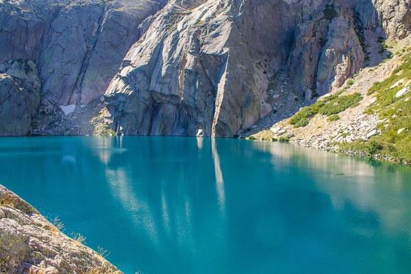 Lac de capitellu corte