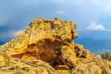 Rocher mont gozzi