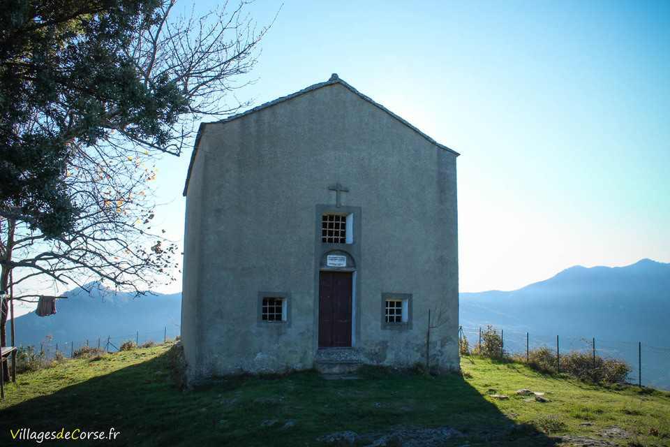 Chapelle Sant'Alesiu - Valle d'Alesani