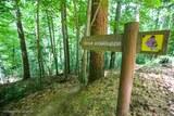 Panneau sentier archéologique